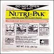 Nutri-Pak (16-16-16) 1st Year Fertilizer Pack